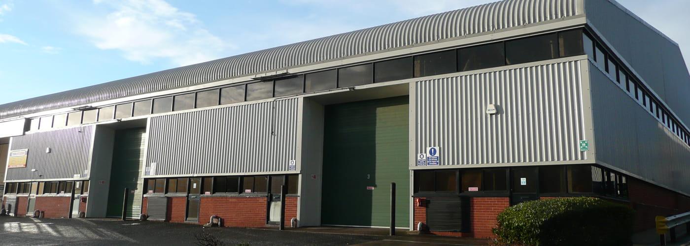 The Maltings Industrial Estate
