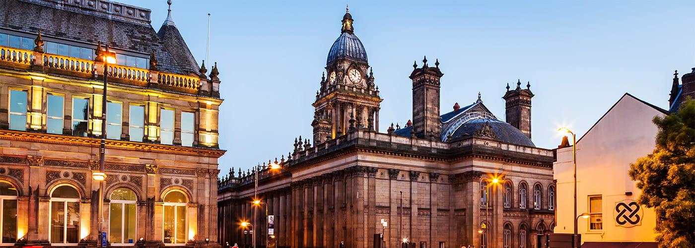 Leeds City Centre Office Acquisition